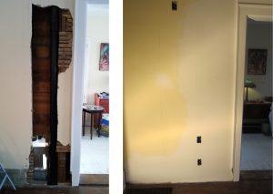 Wall Restoration 2