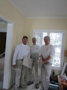 Master plasters team image